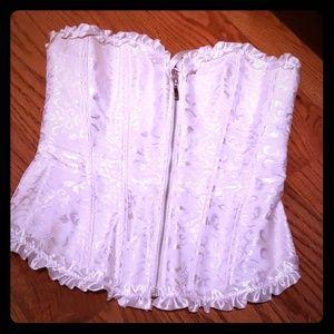 Other - White corset